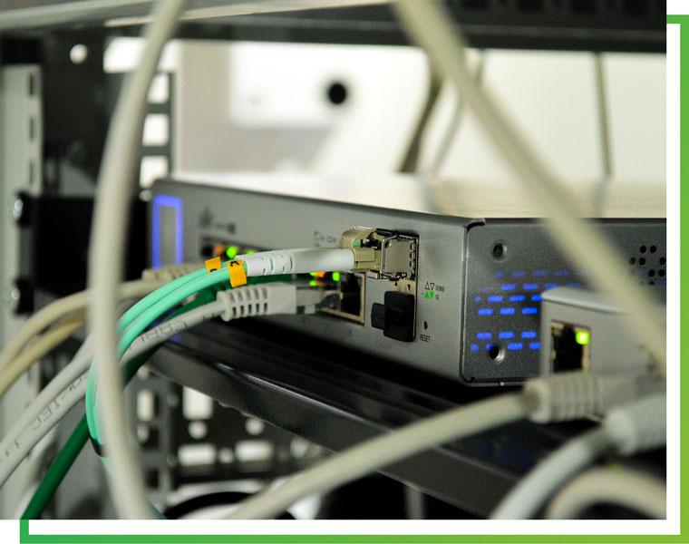 Suporte TI Administração de Rede