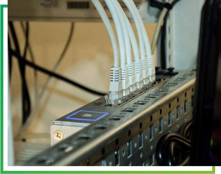 Suporte TI Implantação e Gerenciamento de Rede